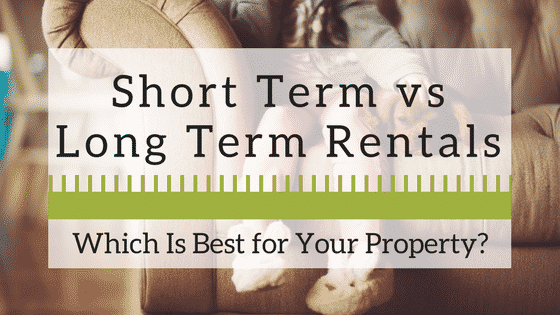 Should I Rent Out My Scottsdale Home as a Short Term Vacation Rental or a Long Term Rental?