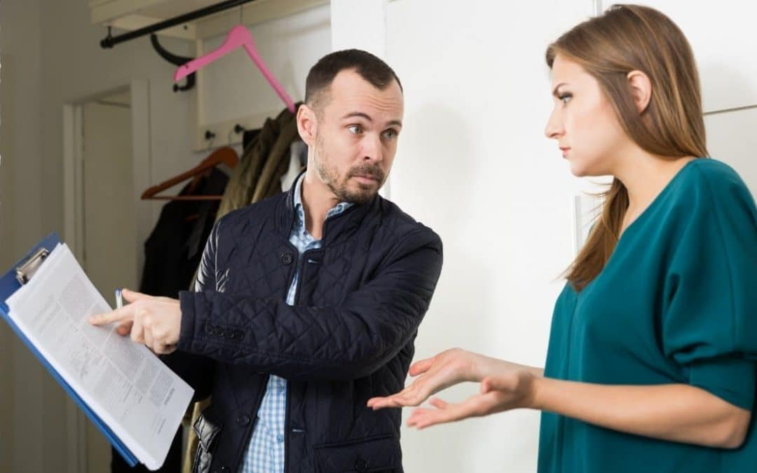 How To Avoid Common Landlord Move-out Inspection Mistakes